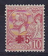 RC 15809 MONACO N° 26 COTE 21€ - 10c + 5c CROIX ROUGE NEUF ** MNH TB - Neufs