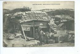 Koksijde Coxyde Bains Abris Anglais à Oostduinkerke ( Heel Zeldzaam ) - Koksijde