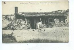 Koksijde Coxyde Bains Camp Terrible Baraquements Sur Le Hoogenblekker ( Heel Zeldzaam ) - Koksijde