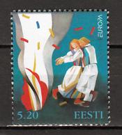 Estland  Europa Cept 1998 Postfris M.n.h. - 1998