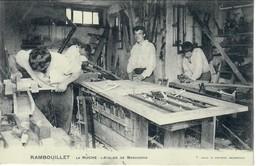CPA 140 - Yveline - Rambouillet - La Ruche - L'atelier De Menuiserie - Rambouillet