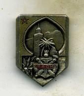 Insigne Rgt D Artillerie Colonial Au MAROC___drago - Hueste