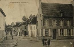 Grimbergen - Grimberghe // Saagesteenweg 19?? Beetje Sleets / Zeldzaam - Grimbergen