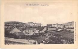 71 - LE CREUSOT : Croix Du Lot - CPA - Saône Et Loire - Le Creusot