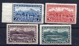 CZECHOSLOVAKIA  1926 , MNH , WATERMARK - Ungebraucht