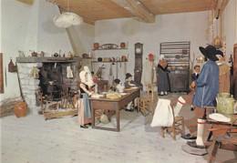 26, Romans, Musée De La Chaussure Et D'Ethnographie Régionale, Cuisine Dauphinoise - Romans Sur Isere