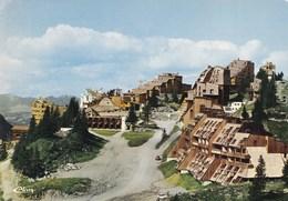 AVORIAZ - HAUTE-SAVOIE - (74) - CPSM - BEL AFFRANCHISSEMENT POSTAL DE 1972.. - Avoriaz