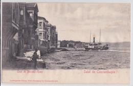 Salut De Constantinople - Quai De Boyadji-Keuy - Türkei