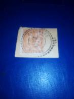 Cachet Facteur Boitier  Sur Fragment CHAUMARD Nièvre 1902 - Poststempel (Einzelmarken)