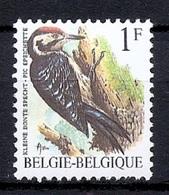VARIA 235 * BUZIN * 2349 P6 * Verschoven Druk Naar Boven * Postfris Xx - 1985-.. Oiseaux (Buzin)