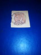 Cachet Facteur Boitier Sur Fragment AUDES Allier 1902 TB - Poststempel (Einzelmarken)
