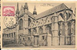 BELGIUM  1928 ISSUE ST WAUDRU COB 267 MC - Maximum Cards