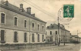 Dép 54 - Militaria - Régiments - Casernes - Nancy - L'entrée De La Caserne Du 79ème Régiment D'Infanterie - état - Nancy