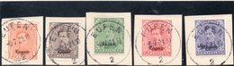 EUPEN 1920 O - Besetzungen 1914-18