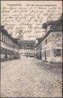 AK Langenzenn Teil Der Unteren Hauptstraße, Gelaufen 1910 - Langenzenn