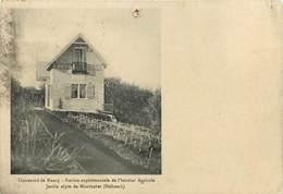 Dép 54 - Université De Nancy - Station Expérimentale De L'institut Agricole - Jardin Alpin De Monthabet - Le Hohneck - Nancy