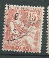Levant Français - Yver N° 15  Oblitéré   -  Ay 11727 - Used Stamps