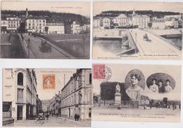 Château-Thierry (Aisne) - Lot Varié De 115 Cartes Postales Anciennes Petit Format - Chateau Thierry