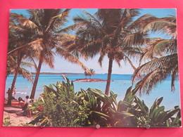 Guadeloupe - Plage Des Cocotiers - Excellent état - Recto Verso - Other