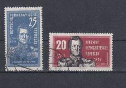 DDR Michel Kat.Nr.  Gest 793/794 - Gebraucht