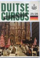 (70) Duitse Cursus Met Grammofoonplaat - 7 Delen - Les 1-28 - Godfried Bomans - Sitas Amsterdam - Books, Magazines, Comics