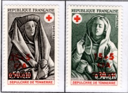 Ex Colonie Française  *  La Réunion  *  CFA  *   418/19    N** - La Isla De La Reunion (1852-1975)