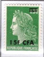 Ex Colonie Française  *  La Réunion  *  CFA  *   420    N** - La Isla De La Reunion (1852-1975)