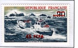 Ex Colonie Française  *  La Réunion  *  CFA  *   424    N** - La Isla De La Reunion (1852-1975)