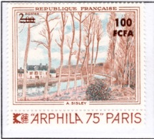 Ex Colonie Française  *  La Réunion  *  CFA  *   426    N** - La Isla De La Reunion (1852-1975)
