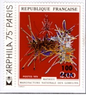 Ex Colonie Française  *  La Réunion  *  CFA  *   427    N** - La Isla De La Reunion (1852-1975)
