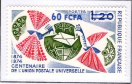 Ex Colonie Française  *  La Réunion  *  CFA  *   428    N** - La Isla De La Reunion (1852-1975)