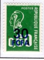 Ex Colonie Française  *  La Réunion  *  CFA  *   429    N** - La Isla De La Reunion (1852-1975)