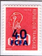 Ex Colonie Française  *  La Réunion  *  CFA  *   430    N** - La Isla De La Reunion (1852-1975)