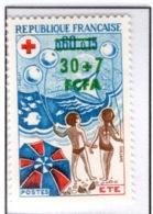 Ex Colonie Française  *  La Réunion  *  CFA  *   431/32    N** - La Isla De La Reunion (1852-1975)