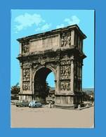 BENEVENTO -  ARCO TRAIANO.   Viaggiata.   1966 - Benevento