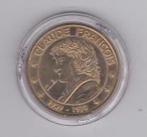 Danemois Claude François  1939 _1978   2008 - Monnaie De Paris