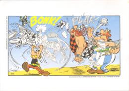 ASTERIX : Exlibris CHEZ LES PICTES - Astérix