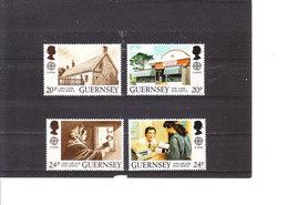 Europa 1990 Guernsey - 1990