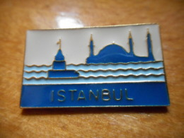 A050 -- Pin's Istanbul - Villes