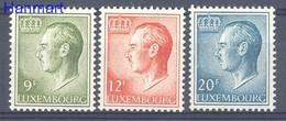 Luxembourg 1975 MNH ( ZE3 LXB919ya-921ya ) - Unclassified