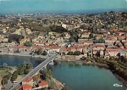 Saint-just-sur-Loire (42) - Vue Aérienne Du Quartier Saint-Just - Éd. Combier 1987 - Saint Just Saint Rambert