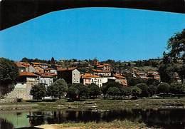 Saint-just-sur-Loire (42) - Les Abords De La Loire Sous Le Pont - Baure, éditeur 1987 - Saint Just Saint Rambert