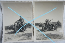 Photox5 MOTO Side Car 1935 Motorcycle - Automobiles
