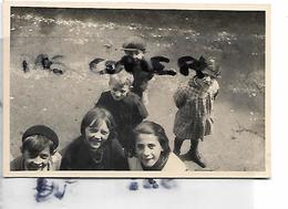 39 CHAMPAGNOLE JUIN  1940  ENFANTS DANS LA RUE - Champagnole