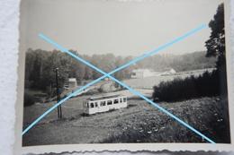 Photo TRAM VICINAL Tramway BIEZ Bonlez Grez-Doiceau 1935 - Lieux