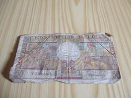 Belgique - Billet 50 Francs 03/04/1956. - [ 2] 1831-... : Reino De Bélgica