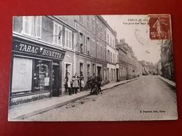 CPA  DREUX  LE TABAC BUVETTE RUE SAINT MICHEL - Dreux