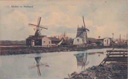 376573Molens In Holland - Moulins à Vent