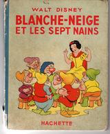 WALT DISNEY BLANCHE NEIGE ET LES SEPT NAINS - Livres, BD, Revues