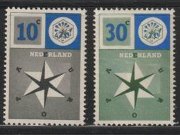 Nederland 1957 NVPH Nr. 700+701  MLH - Nuevos